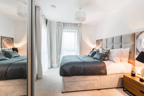 Second Bedroom in N6