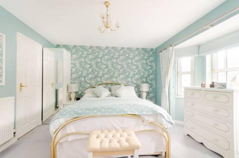 Master Bedroom in SM5