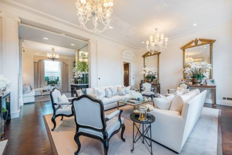 Double Reception Room in NW1