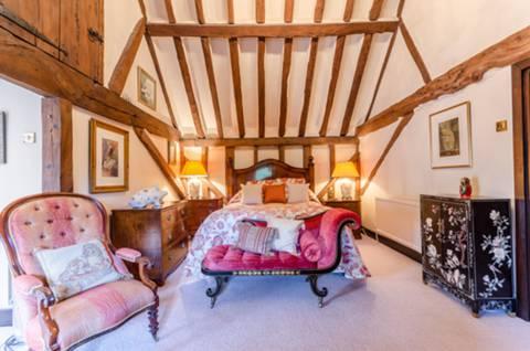 Master Bedroom in CM16