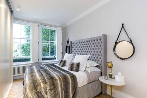 Master Bedroom in SW3