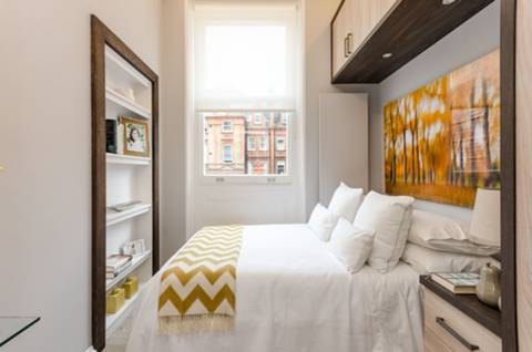 Second Bedroom in SW7