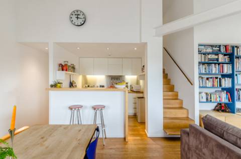 Kitchen in NW5
