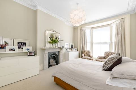 Master Bedroom in N19