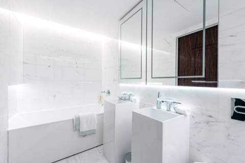 En Suite Bathroom in SW1P