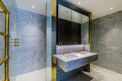 En Suite Shower Room in NW6