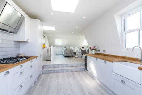 Open-Plan Kitchen in SW12