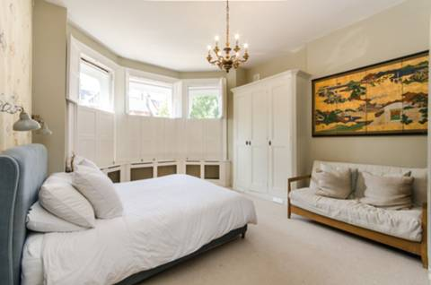 Bedroom in NW2