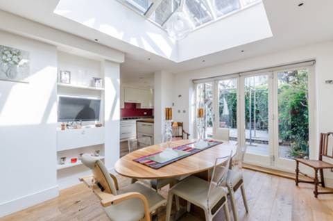 Dining Room in SW11
