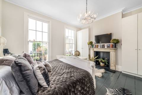 Master Bedroom in NW1