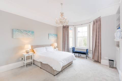 Master Bedroom in N6