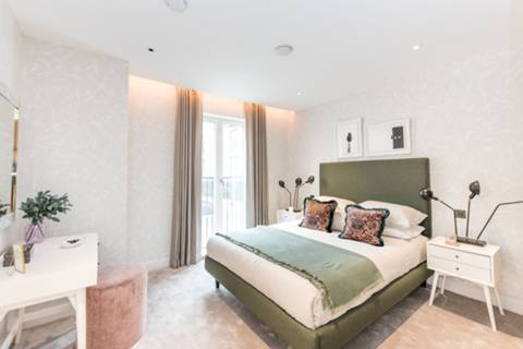 Second Bedroom in SW6