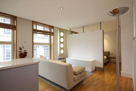 <b>Studio Room</b><span class='dims'> 24&#39;9 x 14&#39;9 (7.54 x 4.50m)</span>