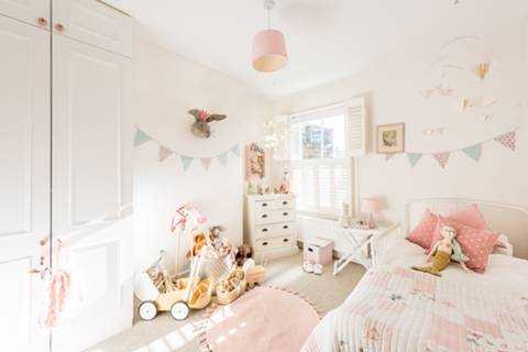 Second Bedroom in SW6