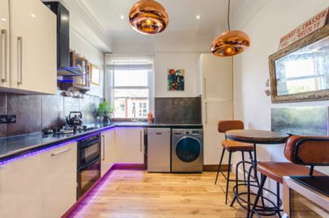 Kitchen in NW2