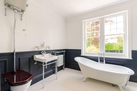 En Suite Bathroom in SM2