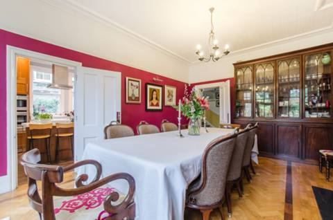 Second Reception Room in SE13