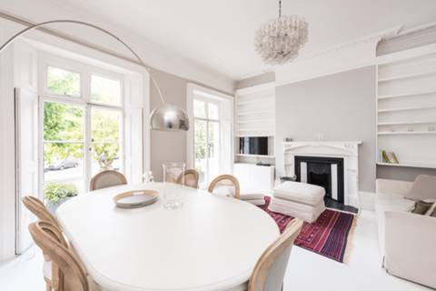 Reception Room/Dining Room in SW1V