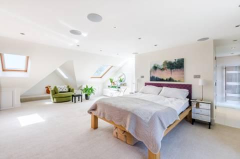 Master Bedroom in W13