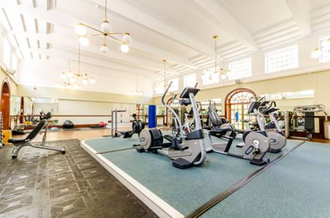 Communal Gym in SW15