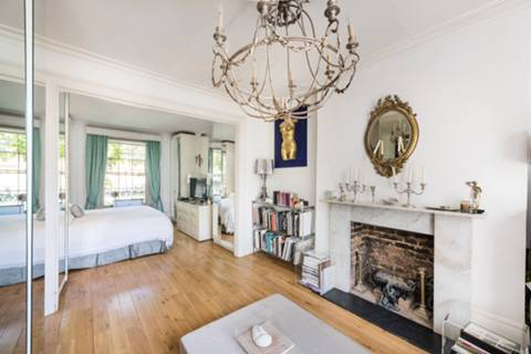 Master Bedroom in SW10
