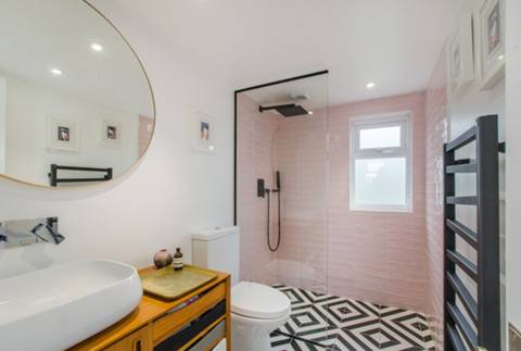 Shower Room in SE23