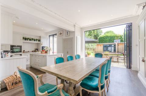 Dining Room in SW16