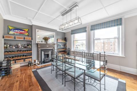 Dining Room in NW6