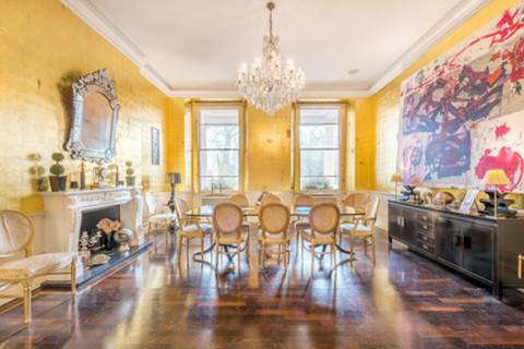 Dining Room in SW1W