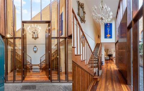 Entrance Hall in W11