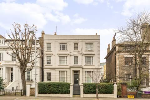 Pembridge Villas, London W11, UK - Source: Foxtons