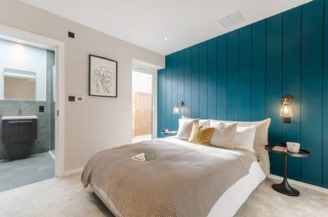 Master Bedroom in W3