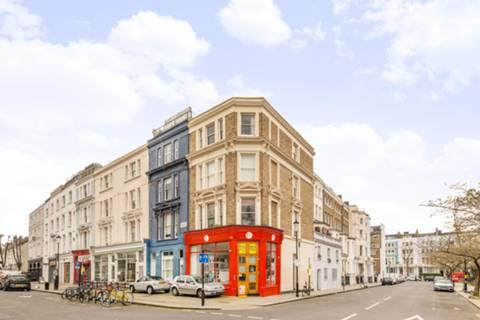 Talbot Rd, London W11, UK - Source: Foxtons