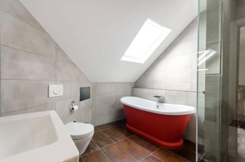 Bathroom in KT4