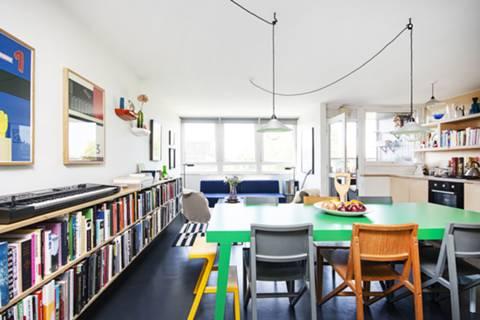 Reception Room in E9