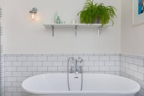 Bathroom in HA1