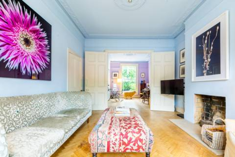 Reception Room in W12