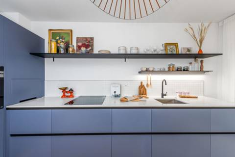 Kitchen in SW17