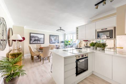 Kitchen in SW1W