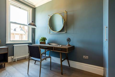 Fourth Bedroom in W12