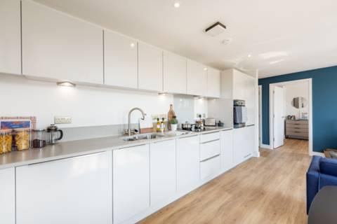 Kitchen in MK9