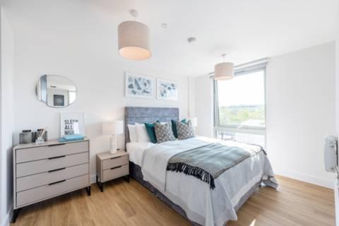 Master Bedroom in MK9