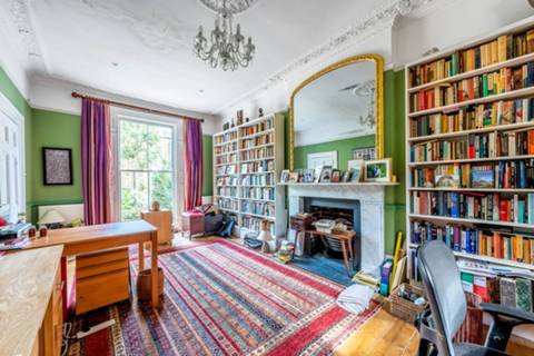Second Reception Room in SW8