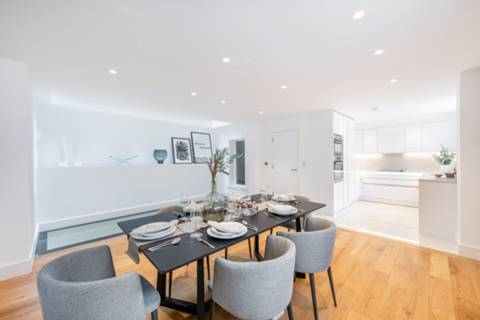 Kitchen/Dining Room in SW3