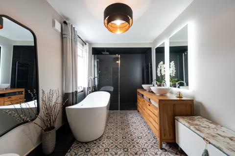 Bathroom in SM5
