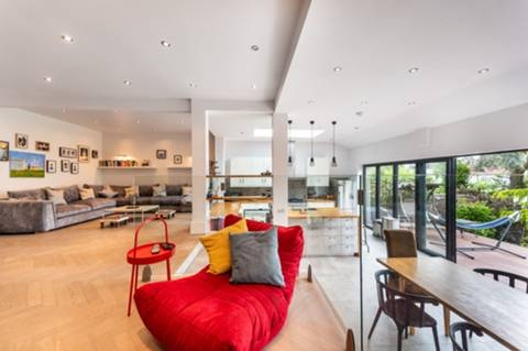 Reception Room in NW4