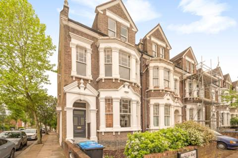 Buckley Rd, London NW6, UK - Source: Foxtons