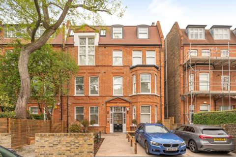 Greencroft Gardens, South Hampstead, London NW6, UK - Source: Foxtons