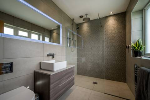 En Suite Shower Room in GU3