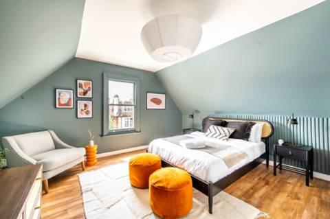 Main Bedroom in SW16